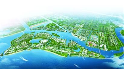 盘锦辽东湾新区规划图