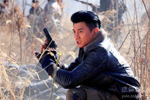 《向着战火前进》吴奇隆回应造型 想不潮都很难图片