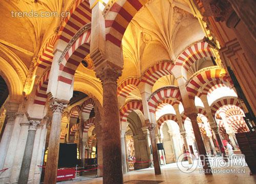西班牙塞维利亚 属于每个人的花舞