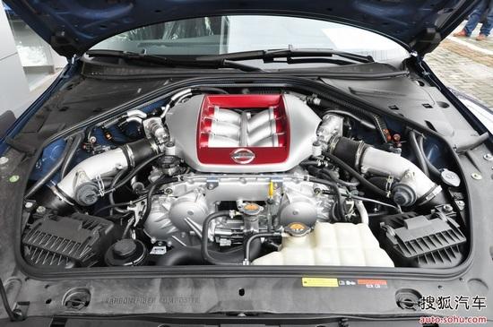 进口日产GT-R