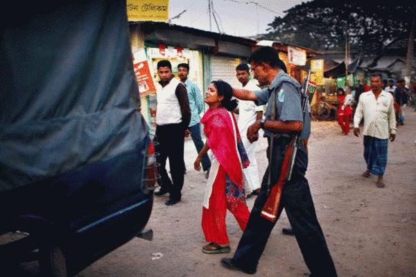孟加拉/真实记录孟加拉童妓的悲惨生活