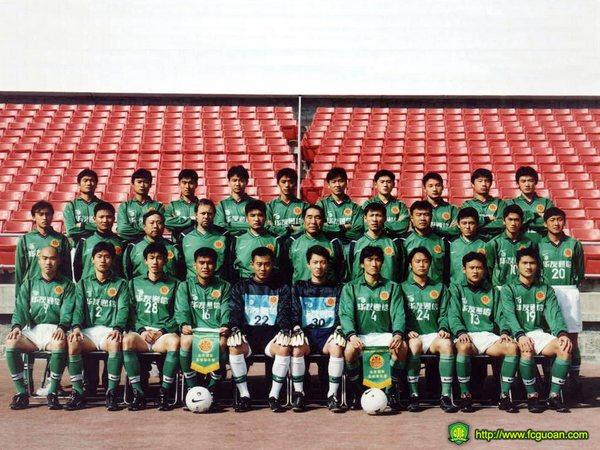 2001赛季