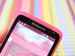 图为 联想乐Phone S720