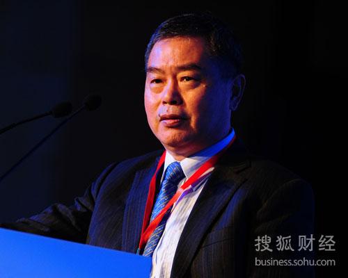 中国社科院副院长李扬 摄影:唐怡民