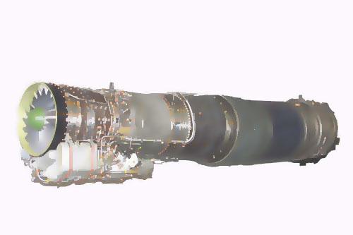涡喷13系列发动机
