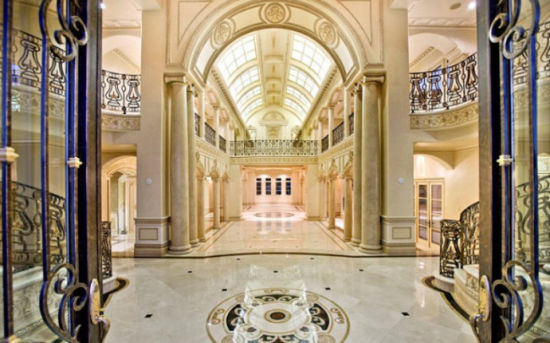 伦敦style亿万天价别墅上市图片