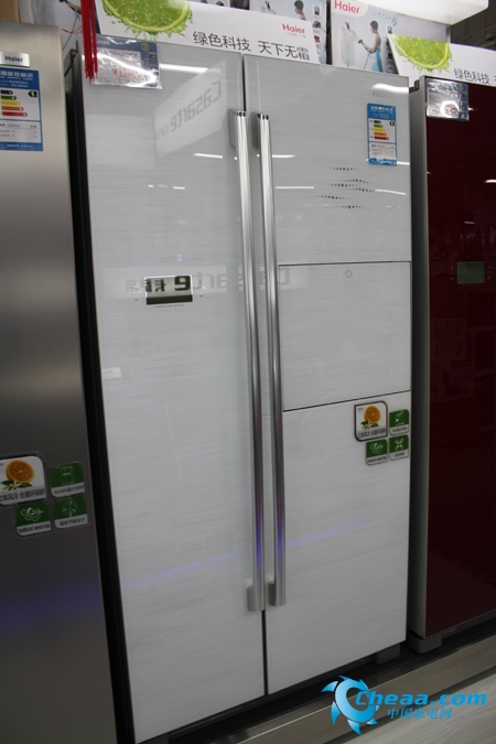 海尔BCD-628WACV冰箱整体外观