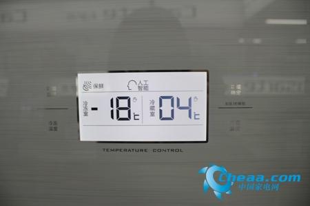 海尔BCD-628WACV冰箱控制面板