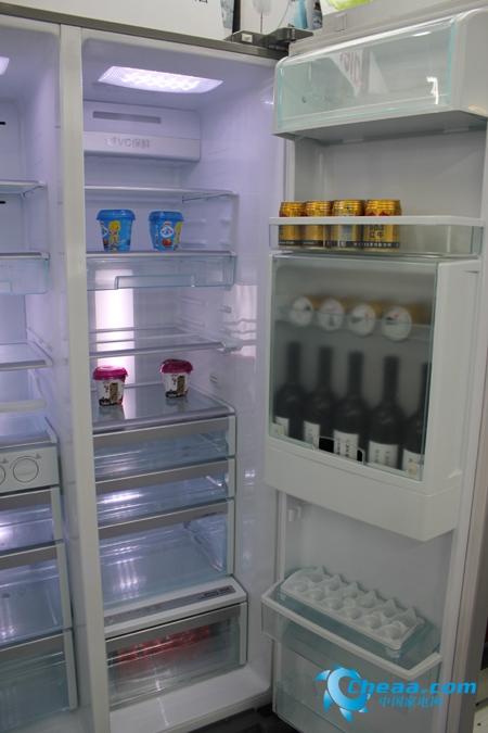 海尔BCD-628WACV冰箱冷藏室