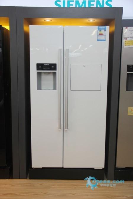 西门子KA63DV21TI冰箱整体外观