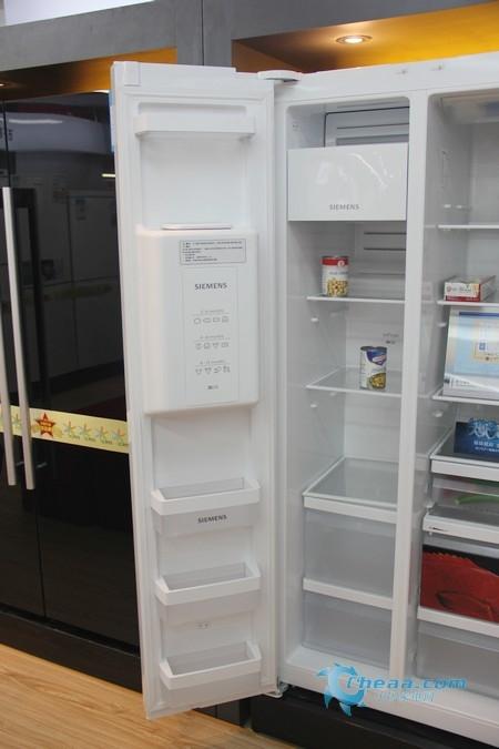 西门子KA63DV21TI冰箱冷冻室