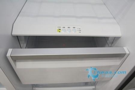 美菱BCD-560WPB冰箱变温室