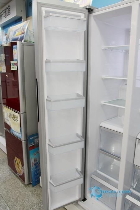美菱BCD-560WPB冰箱冷冻室