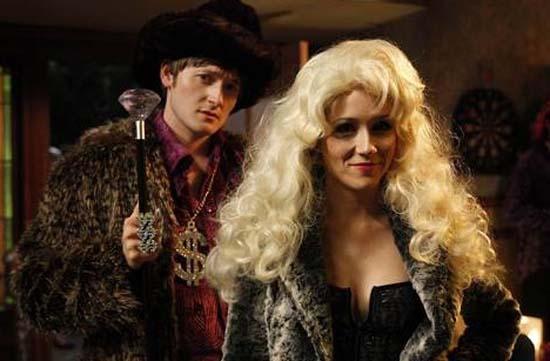 富家小姐萨布里娜与穷小子吉米的结合异常喜感