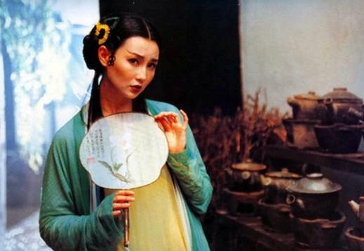 谢娜 张曼玉/93版本《青蛇》主演:张曼玉 王祖贤 赵文卓吴兴国