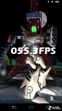Neocore图形性能测试成绩55.3FPS/支持5点触控