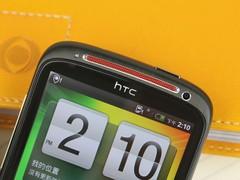 图为 HTC Sensation XE