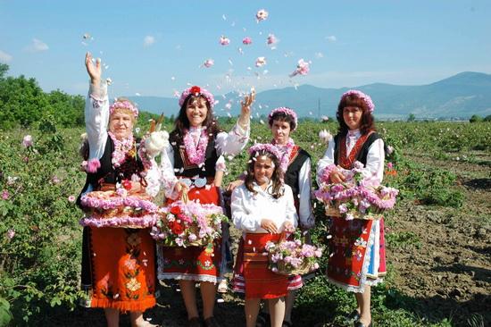 """""""上帝后花园""""保加利亚 感受热情淳朴民风"""