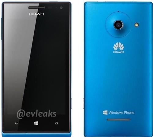 华为双核WP8手机W1或12月上市售2499元-搜