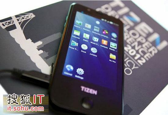 三星计划2013年2月发布首款TIZEN智能手机