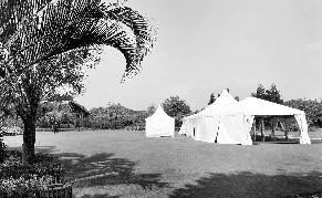出席婚宴的部分宾客会在酒店过夜。据了解,南沙大酒店有200多间海景房。