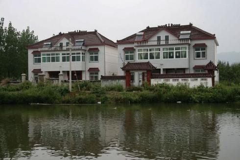 农村房屋设计图两层半90平方