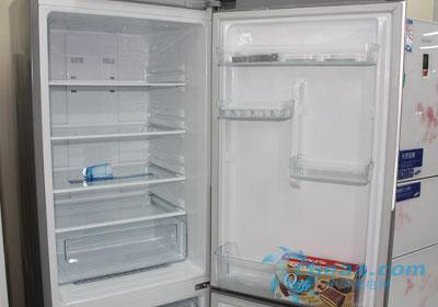 电控风冷多循环 三星高端两门冰箱热销