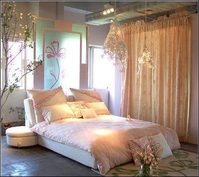 2012臥室裝修效果圖 18款潮流案例打造風格家