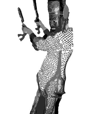 桂西北民族雕刻