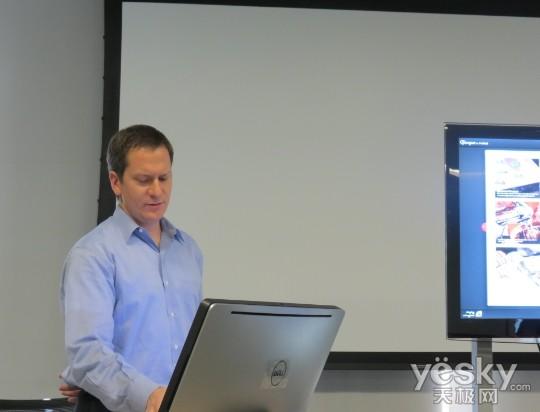微软Roger:IE10是一个浏览器 两种体验