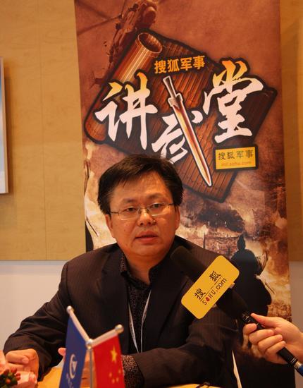 专访中航工业哈飞副总工程师蔡传军