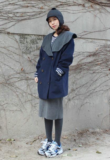不过保暖又时尚的大衣并不是人人都有哦.今年流行什么款式的冬装