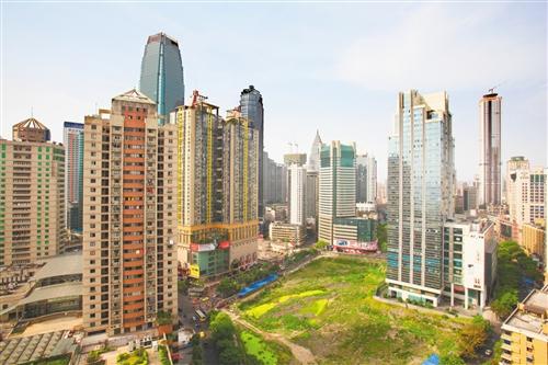 重庆楼市涌现大批精品物业图片