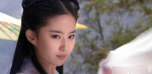 杨幂刘诗诗林心如林青霞 女星17岁嫩照比清纯(图)图片