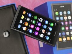 图为 诺基亚N9