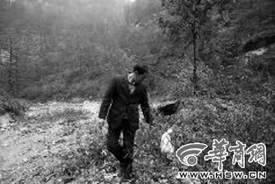 王高明对太白山周边的环境了如指掌