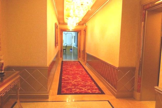 无处不奢华:实拍华西村超五星级宾馆总统套房(组图)