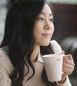 组图:金妍儿拍咖啡广告PK奶茶MM 芭蕾写真惊艳
