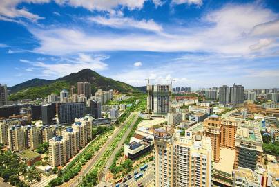 和著名景点;是深圳市教育科研基地,全市11所高等院校有8所驻扎南山;是图片