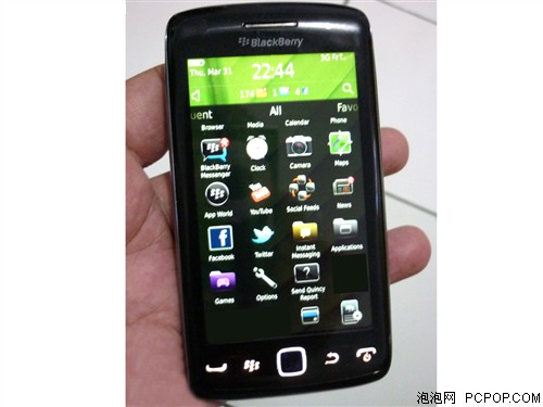 黑莓9860手机