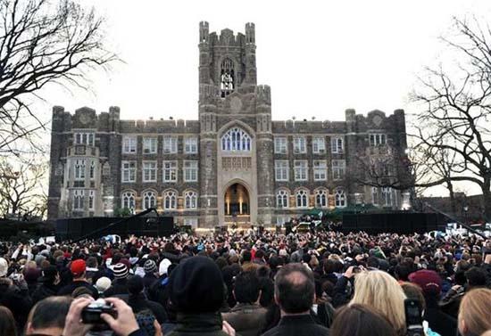 2012美国最昂贵的大学