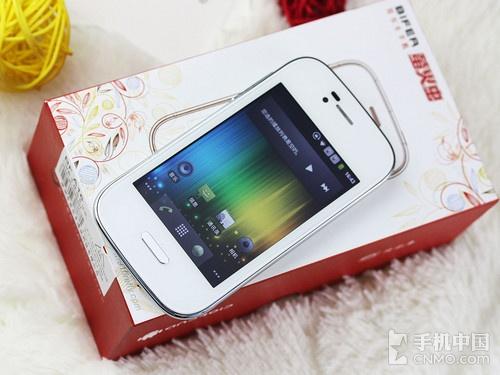 500元内高清双卡 萤火虫手机体验评测