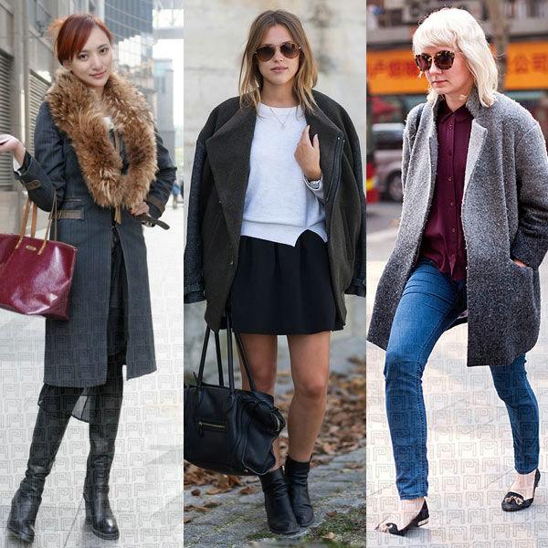 时尚新款女装大衣款式,让人只能惊叹你超模般的时尚品位.在冬季