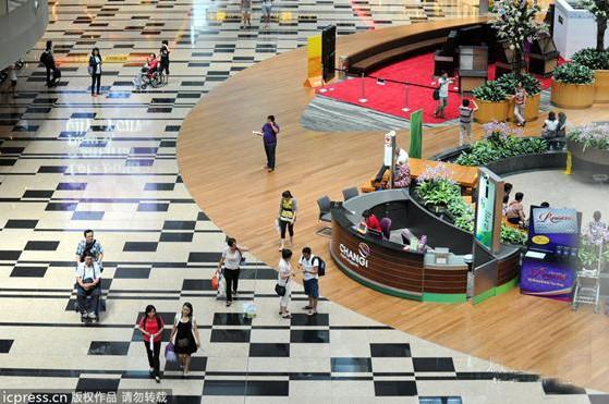 但新加坡樟宜国际机场似乎比市内便宜.另外,樟宜机场的免税店经
