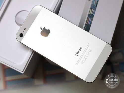 iPhone 5手机背部照片