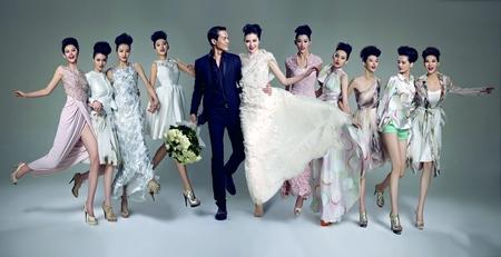 中国时尚大奖2012年度最佳职业时装模特出炉图片