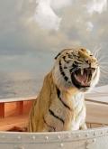 少年派的奇幻漂流独家片段Meet The Tiger