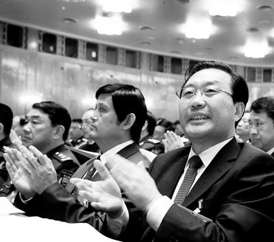 杨明生/中国人寿保险集团公司董事长杨明生当选十八届中纪委委员