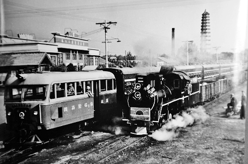 河南/曾经繁忙的小火车