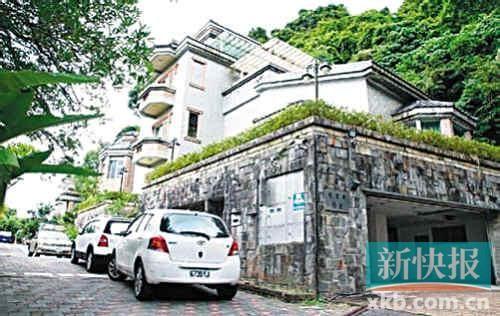 吴宗宪为还债而抛售的挹翠山庄别墅,环境清幽,现在是一个美食节目的录影棚